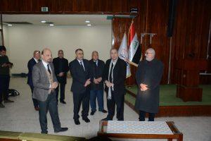 كلية-الطب-بجامعة-بغداد-تستقبل-وزير-التعليم-العالي-والبحث-العلمي-2