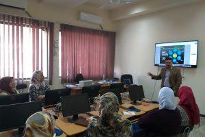 دورة-متخصصة-في-كلية-العلوم-عن-اهمية-بصمة-الباحث-الا-لكترونية-2